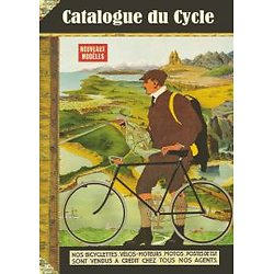 Carnet Catalogue du Cycle A5