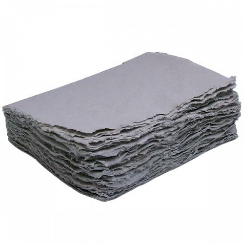 Carnet liasse 24x18cm gris pâle