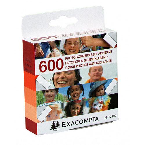 600 coins photos autocollants