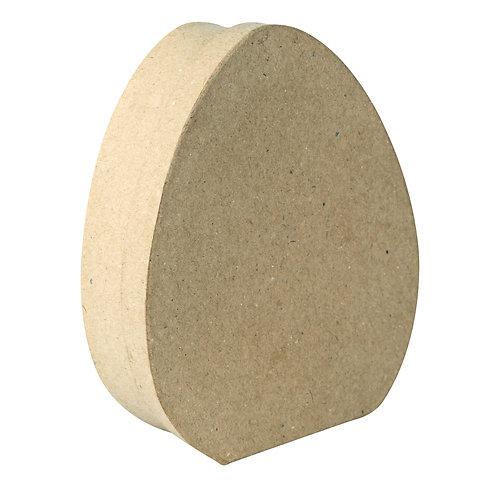 Boite Oeuf en papier mâché 12X14.5X4CM