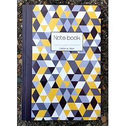 Carnet Notebook Delta A5 lignées