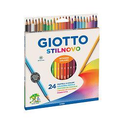 Crayons de couleurs Stilnovo par 24