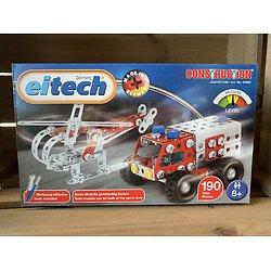 Kit de construction métallique thème pompier - + 8 ans