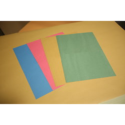 Feuilles A2 Kraft en papier recyclé