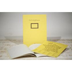 Cahier écolier Maki A4 en papier recyclé