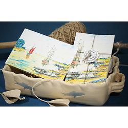 Carnet de voyage Pirogue 2modèles
