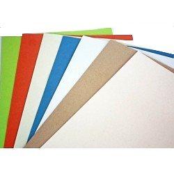 Papier recyclé épais 175g - Format 30x30cm