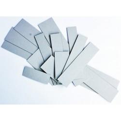 Chutes de papier recyclé en vrac au kilo