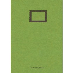 Cahier papier recyclé Maki A4