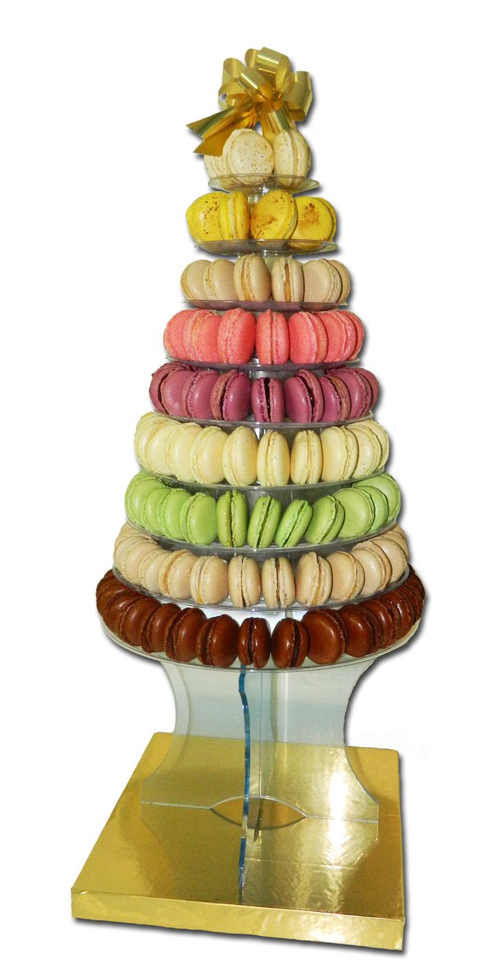 C ne de 190 160 macarons - Restitution caution delai ...