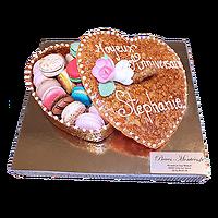 Coeur de 25-40 Macarons