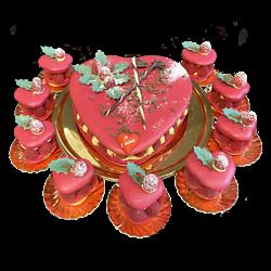Macaronade Coeur