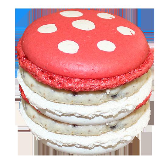 Macaron Amanite