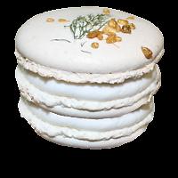 Macaron Chèvre & Miel