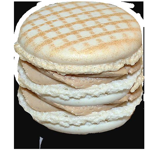 Macaron Foie gras & Porto