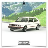 VW Golf II GTI 1985