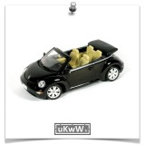 VW new Beetle cabriolet 2003