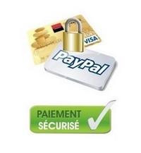Paiement sécurisé Société Générale ou Paypal
