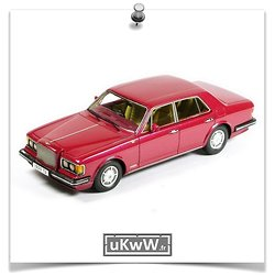 Bentley Mulsanne Turbo R 1989