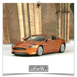 Aston Martin DB9 (Virage) 2012