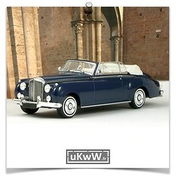 Bentley S2 drophead coupé 1960