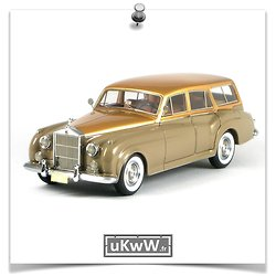 Rolls-Royce Silver Cloud estate 1960