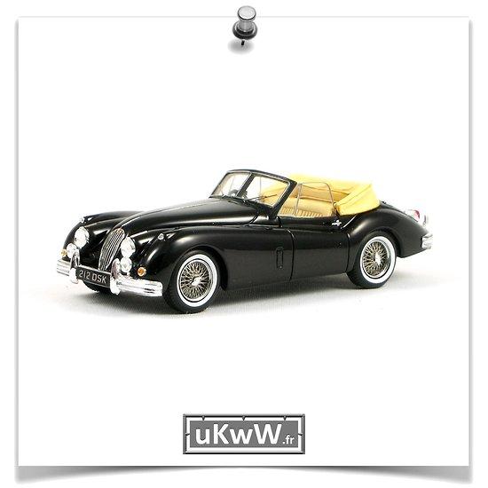 Jaguar XK 140 cabriolet 1957