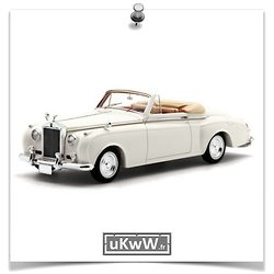 Rolls-Royce Silver Cloud DHC James Young 1959