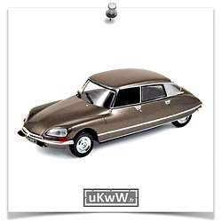 Citroën DS 23 Pallas ie 1973