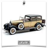 Mercedes 630 K coupé chauffeur 1929
