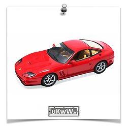 Ferrari 550 Maranello 1999