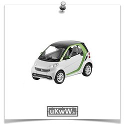Smart Fortwo Electric 2013