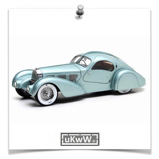 Bugatti 57 S Aérolithe 1935