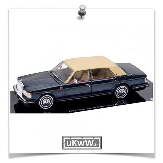 Rolls-Royce Silver Spur II 1991