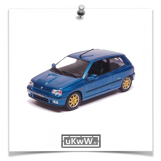 Renault Clio 16S Williams 1992