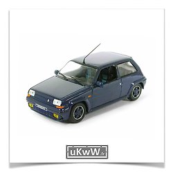 Renault 5 GT Turbo 1992 A.Oreille