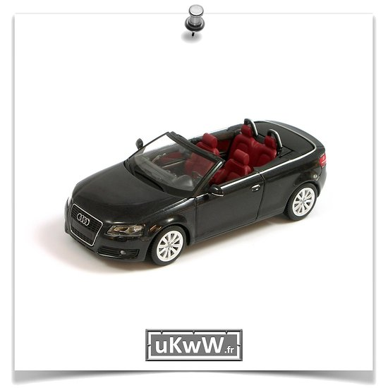 Audi A3 2.0T cabriolet 2007