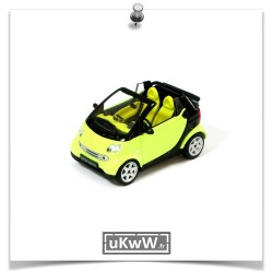 Smart Fortwo cabrio 2003