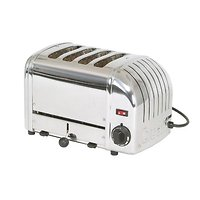 Grille pain  INOX 4 TRANCHES