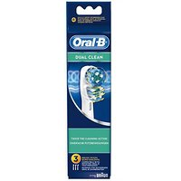 EB417 x3 Brossette Dual Clean