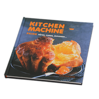 Kitchen Machine - pains, pâtes, cakes, mousses