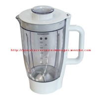 BOL BLENDER COMPLET BLANC 1.5L KM260/AT262