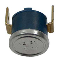 THERMOSTAT DE COUPURE130° FIXATION/CLIPS