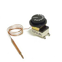 THERMOSTAT BULBE 0-210 AVEC MANETTE