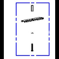 FIXATø CORPS/BLOC 11581