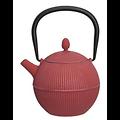 Theiere Harmony en Fonte 850 ml Rouge Mandarin