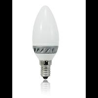 AMP.LED E14 3K BLANC 5W FLAMME