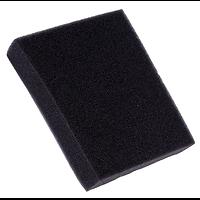 Absorbeur couvercle de filtre pour aspirateur
