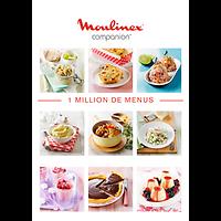 """Livre de recettes """"1 million de menus"""