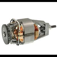 Ensemble de moteur de batteur sur socle